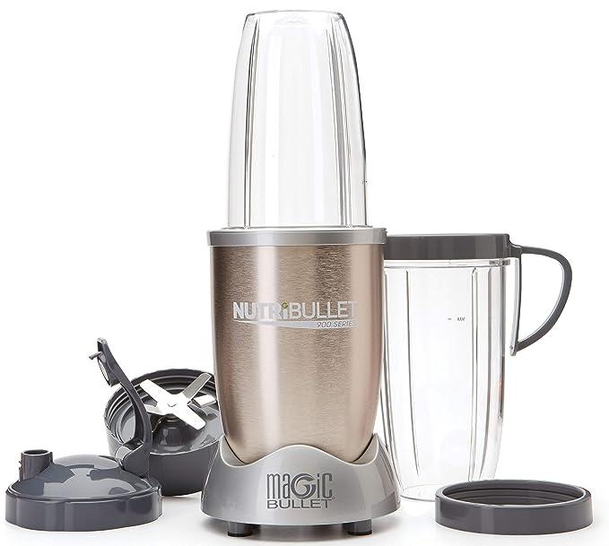 NutriBullet 900 - Extractor de zumo - [importado, instrucciones no en español]: Amazon.es: Hogar