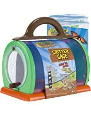 370e57d1c7 Nature Bound Toys Critter Cage Bug Catcher Habitat Kit with Activity  Booklet