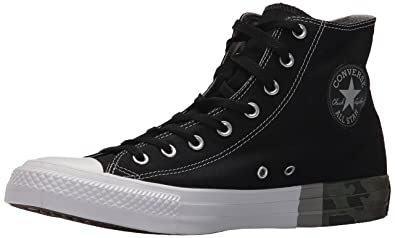 5831665b740128 Converse Men s Chuck Taylor All Star Tri-Block Midsole High Top Sneaker