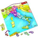 Janod J05488 - Mappa Italiana Magnetica