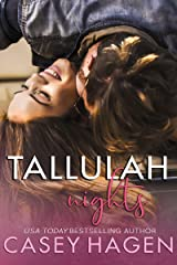Tallulah Nights: A Small Town Sports Romance (Tallulah Cove Book 2) Kindle Edition