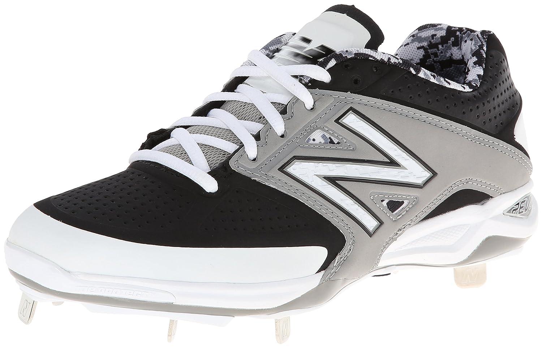 New Balance メンズ 4040 B00FG8B8J8ブラック/ホワイト 12 EE Wide