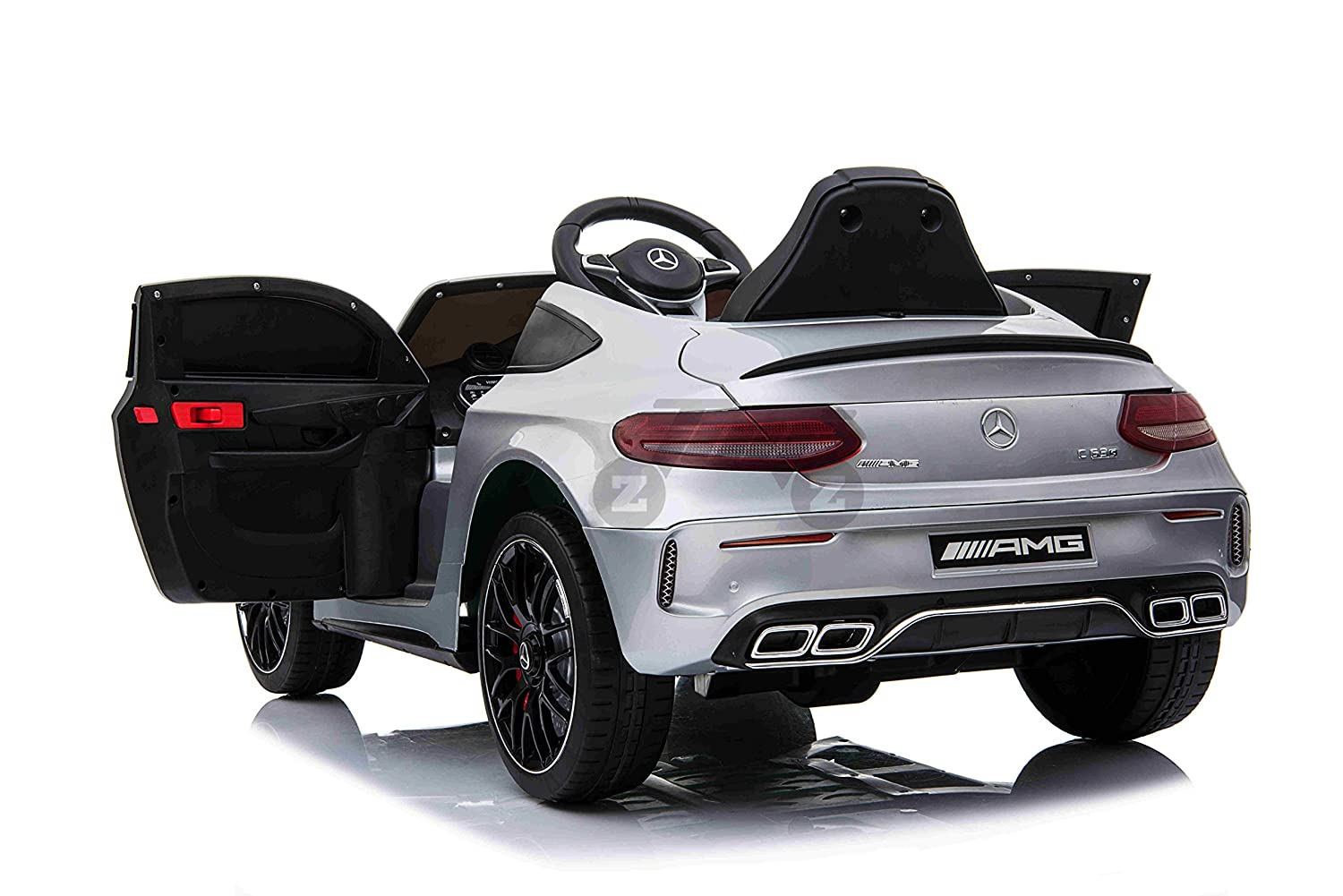 gaixample.org toyzz Kids Licensed Mercedes Benz C63 AMG Ride on ...