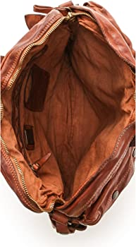 04b5261a0fe6 Women s Washed Leather Messenger Bag. Campomaggi Women s Washed Leather  Messenger Bag ...