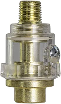 Druckluft Öler Werkzeuge Schlagschrauber Leitungsöler 1 4 Mini Öl Nebler Baumarkt