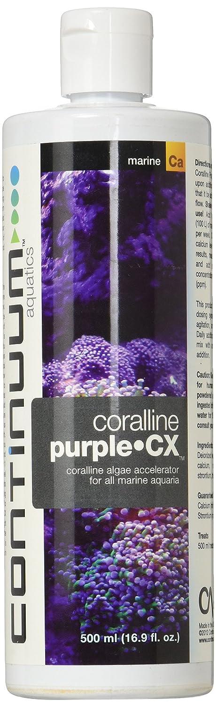 Continuum Aquatics ACO30676 Coralline Purple for Aquarium, 16.9-Ounce