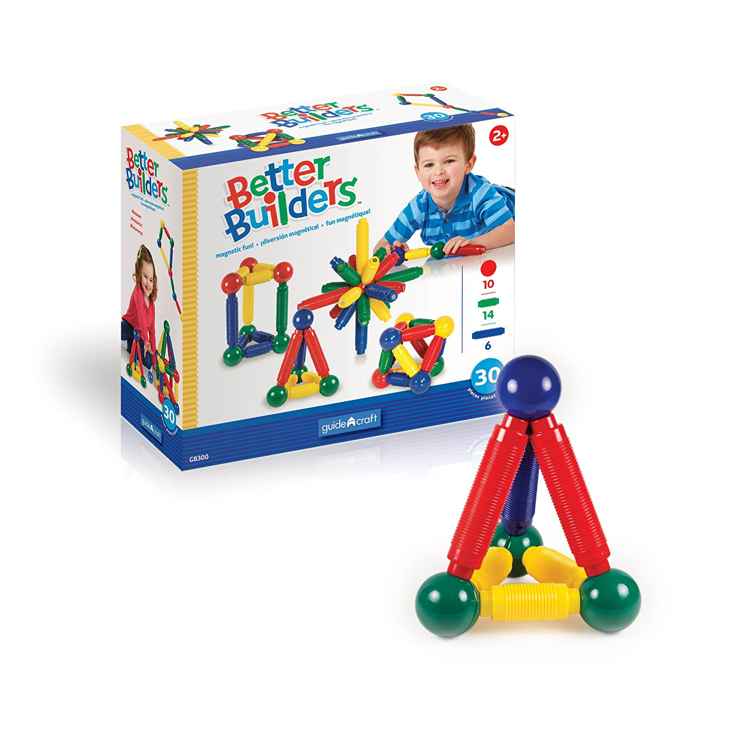 The 8 Best Iq Builder Educational Toy Building Set - Life ...