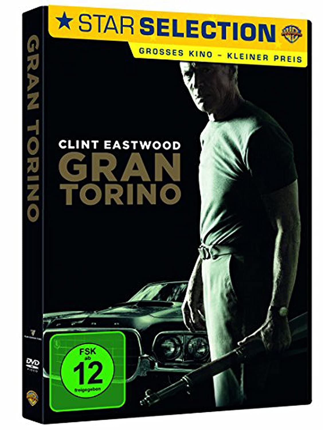 Gran Torino, 1 DVD: Amazon.de: Clint Eastwood: DVD & Blu-ray