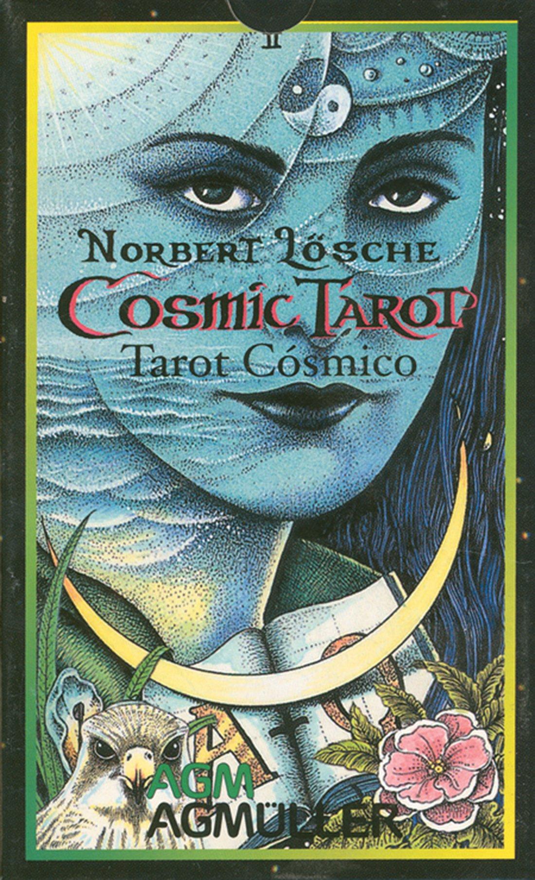Cosmic Tarot: Tarot Cosmico (Spanish Edition): Norbert ...