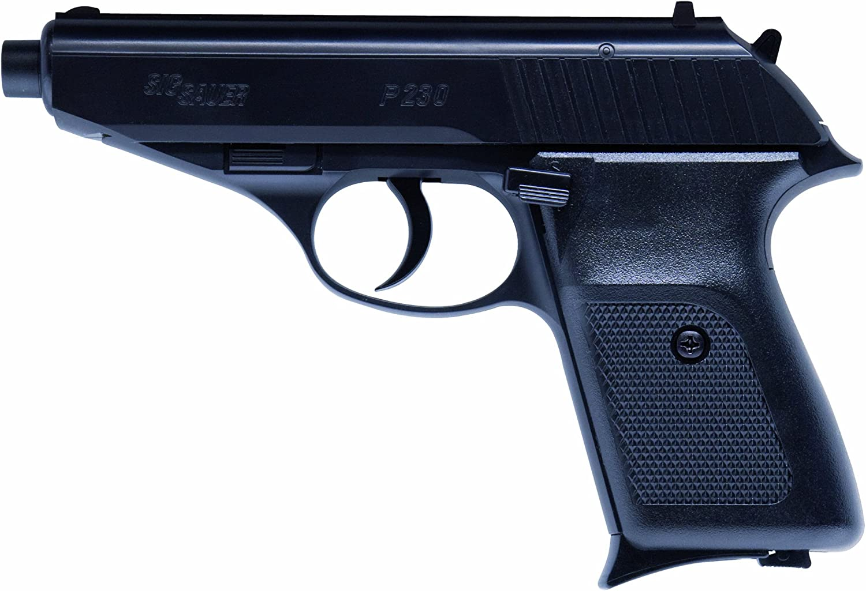 Sig Sauer p 230 Airsoft Pistola, Negro, 200.493