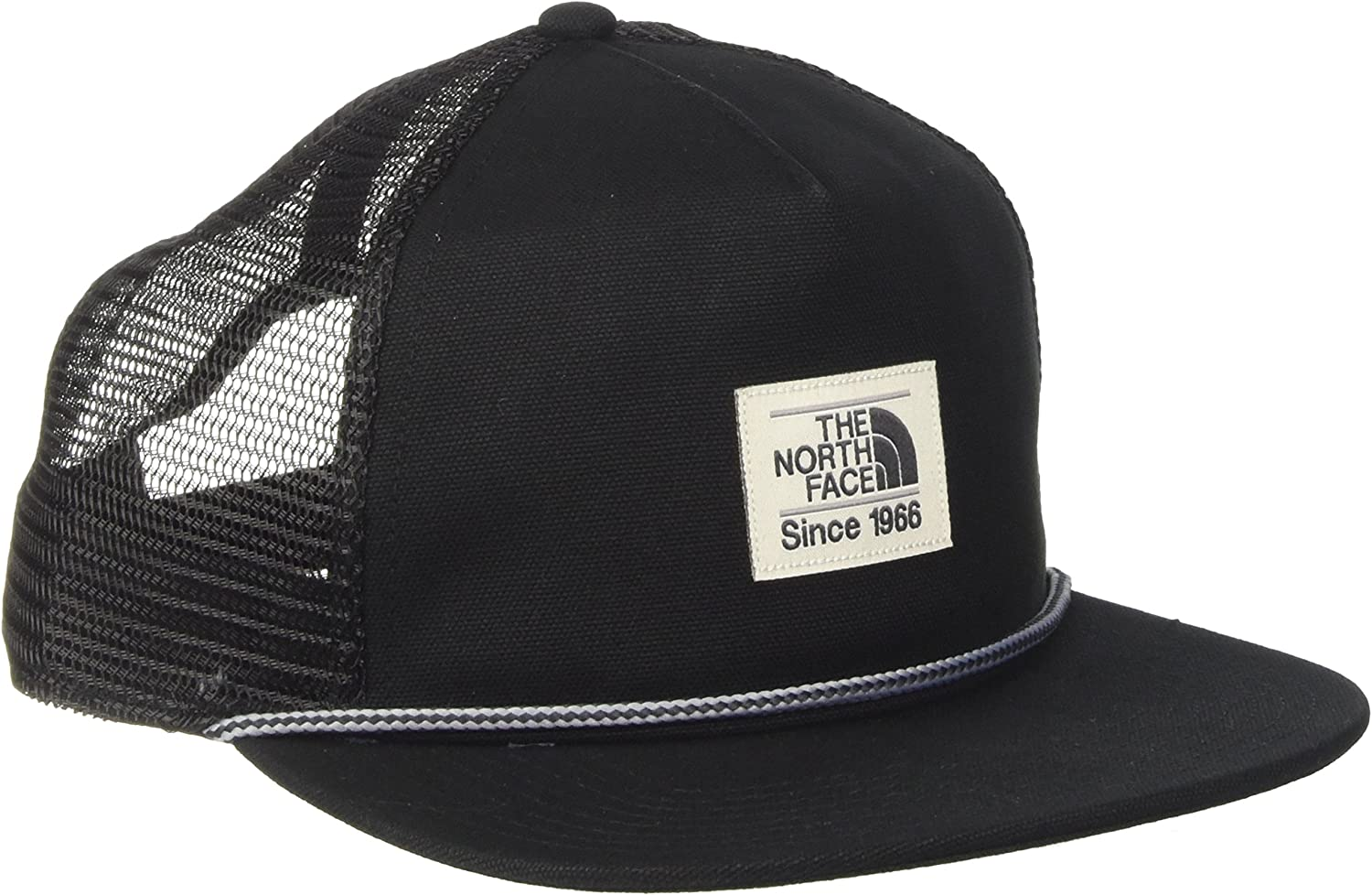 The North Face Muddier Trucker Gorra, Hombre, Negro, Talla única ...