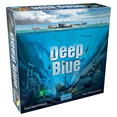 Days of Wonder Deep Blue: Toys & Games