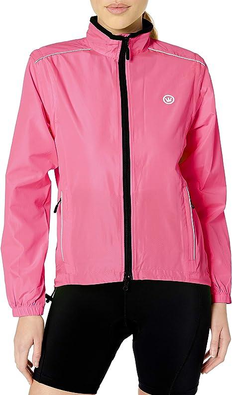 Canari Womens Radiant Wind Shell Jacket