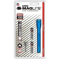 mag-Lite Super Mini R3 LED Grise en Blister - Linterna
