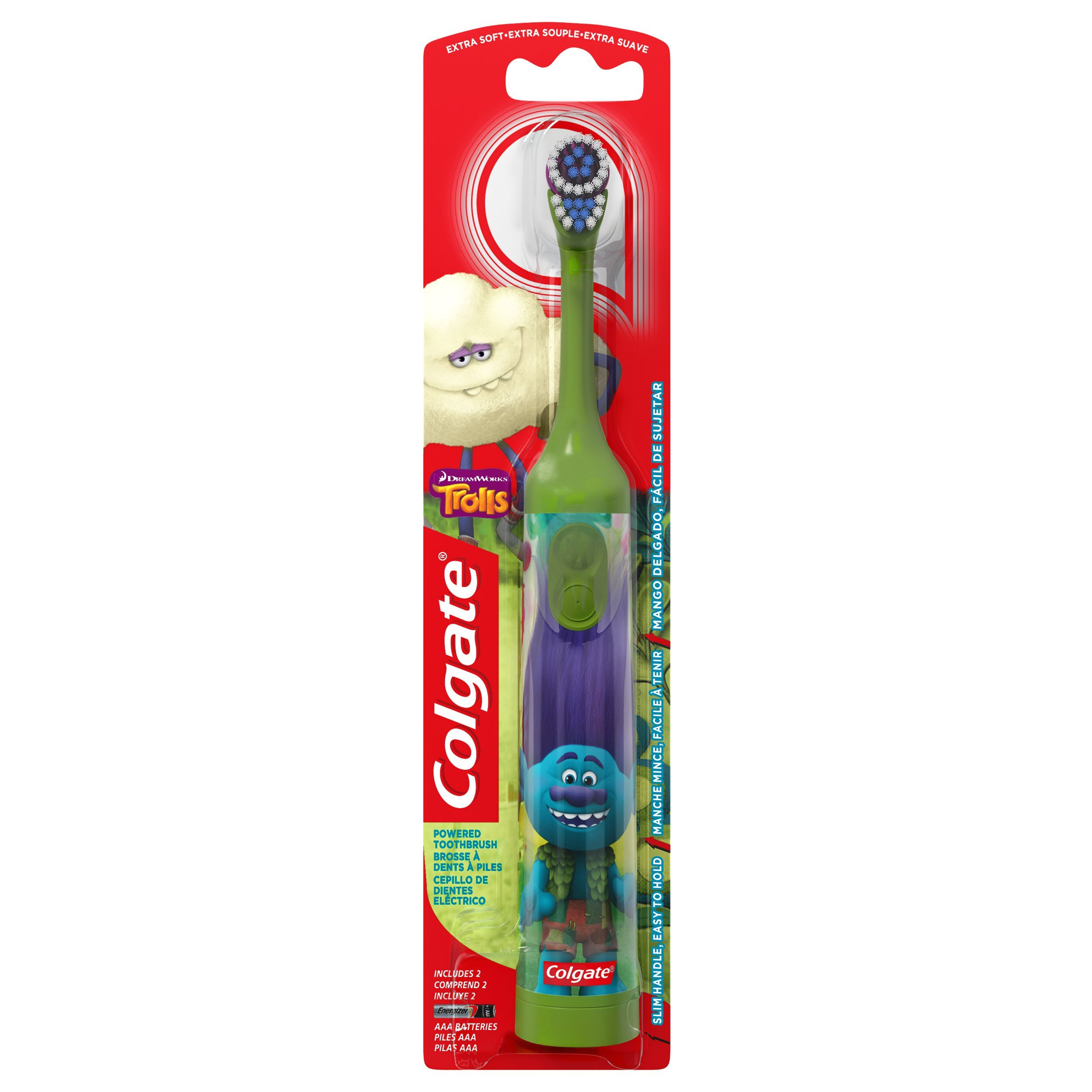 Colgate Kids battery powered toothbrush, branch (Pack of 12) by Colgate