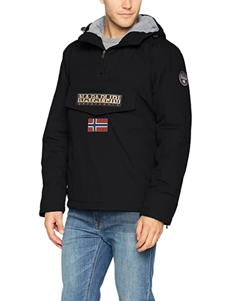 6d9d3e1ec86ce Napapijri Men s Rainforest Winter Jacket  Napapijri  Amazon.co.uk ...