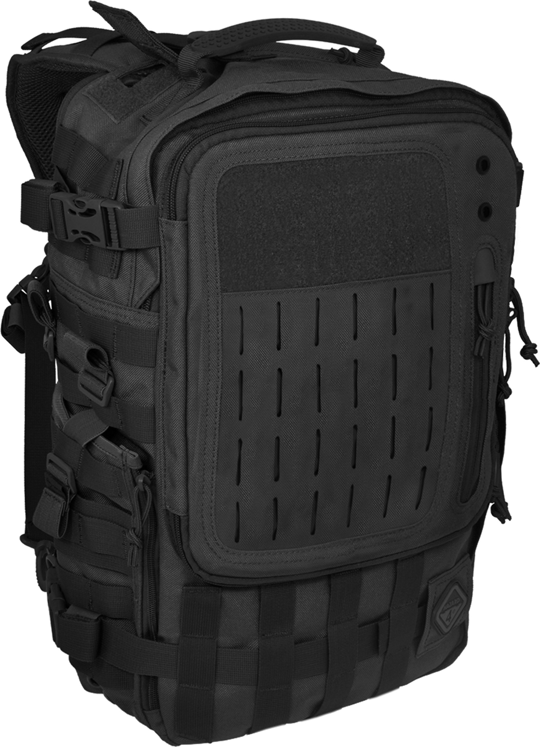 Sidewinder(TM) Full-Sized Laptop Sling Pack by Hazard 4(R) - Black by HAZARD 4