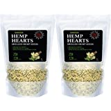 GreenIVe - Hemp Hearts - Hulled Hemp Seeds - Protein + Fiber - Exclusively on Amazon (2 Pounds)