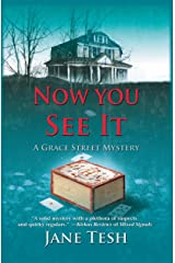 Now You See it: A Grace Street Mystery (Grace Street Mysteries Book 3) Kindle Edition