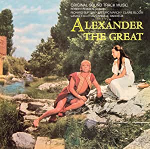 Alexander the Great (Original Soundtrack Music)