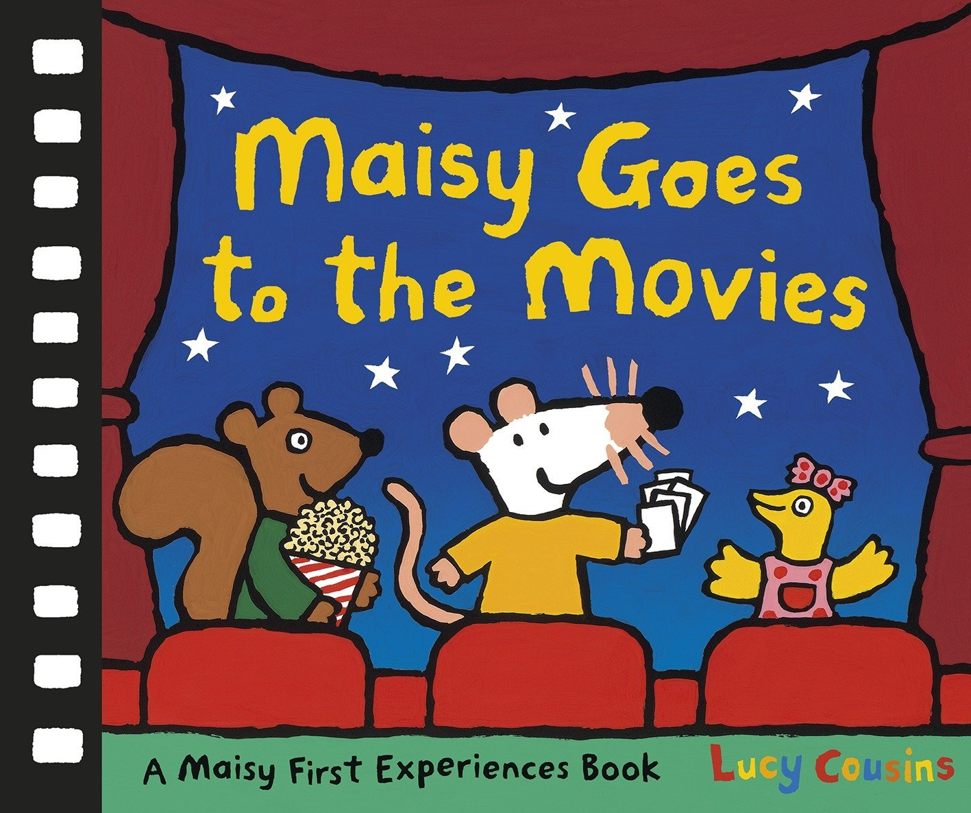Maisy Goes to the Movies by Lucy Cousins