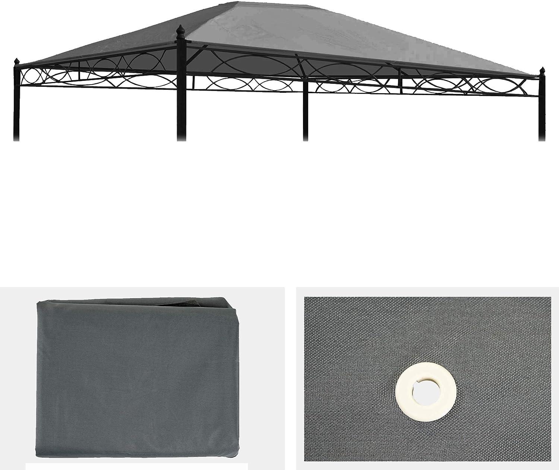 Mendler - Funda de repuesto para techo Pergola Cadiz 4 x 3 m ...