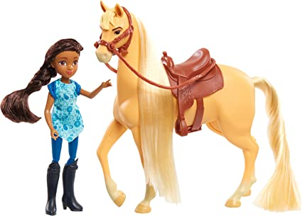Just Play Spirit Riding Free Frontier Set