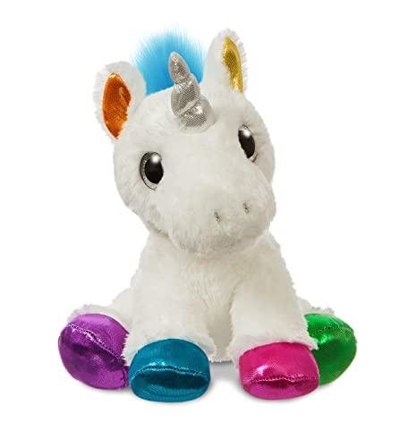 1a89a59e7ec Image Unavailable. Image not available for. Color  Aurora World 60980 12In Sparkle  Tales Ritzy Unicorn Plush Toy ...