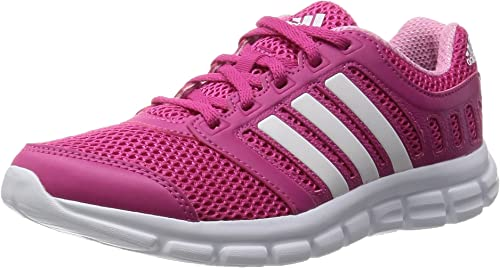 adidas Breeze 101 2 W, Women's Running Shoes, Multicolore (Rosa ...