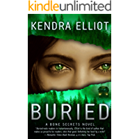 Buried (A Bone Secrets Novel Book 3)