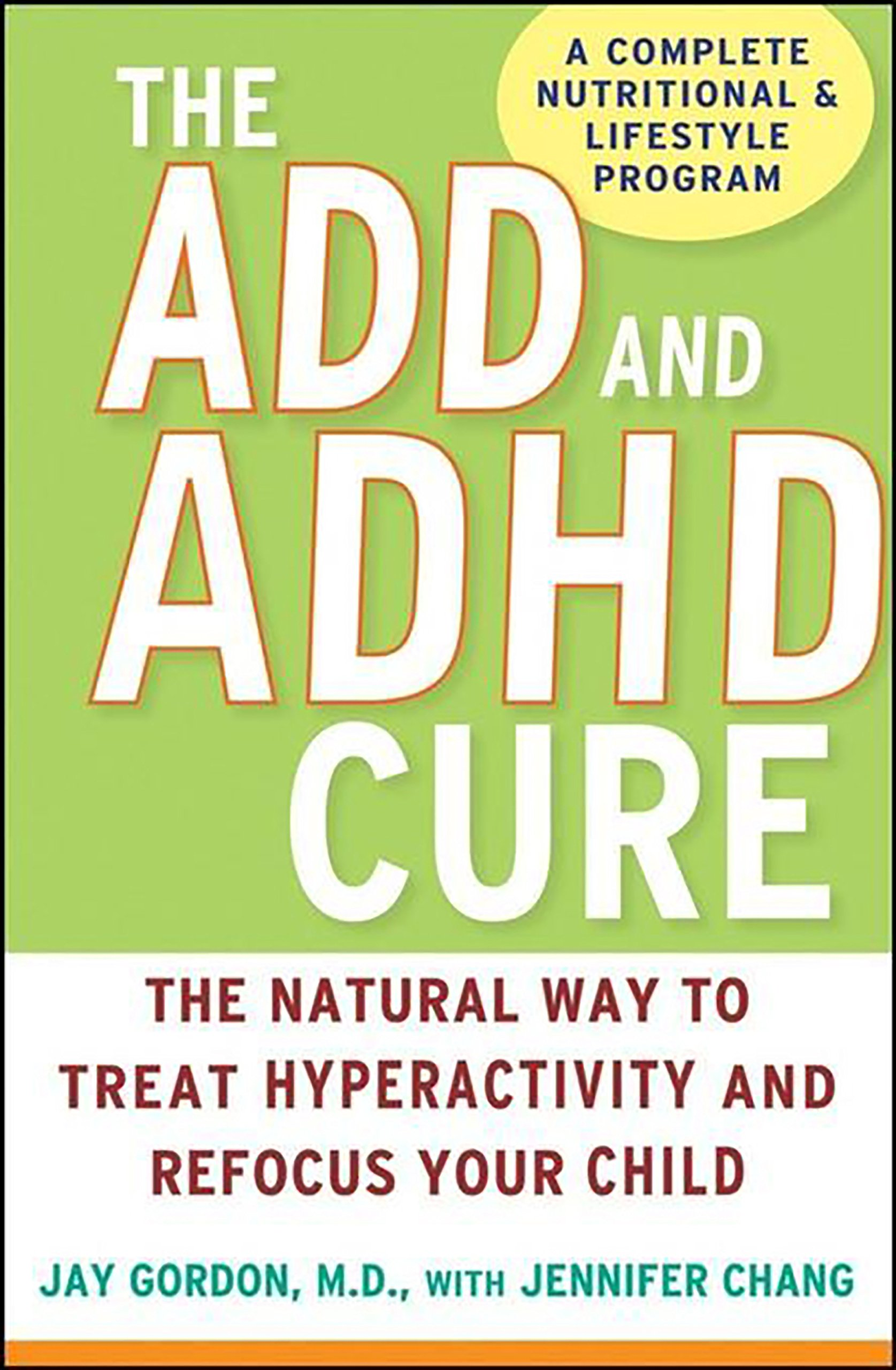Decades Of Failing To Recognize Adhd In >> The Add And Adhd Cure The Natural Way To Treat Hyperactivity And