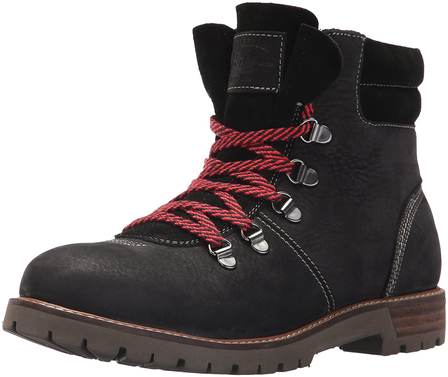 G.H. Bass & Co. Women's Nadine Chukka Boot B06Y1NQ39N 7.5 B(M) US|Black