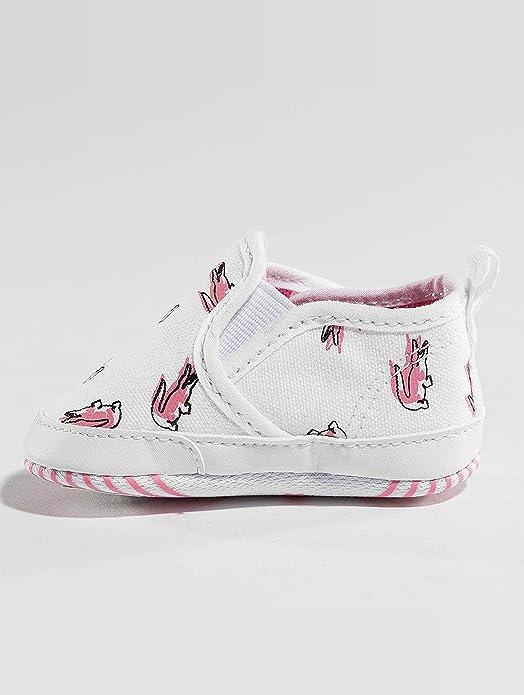 e937ab57609 Lacoste Gazon Crib 118 1 White Pink Textile 19 EU  Amazon.fr  Chaussures et  Sacs