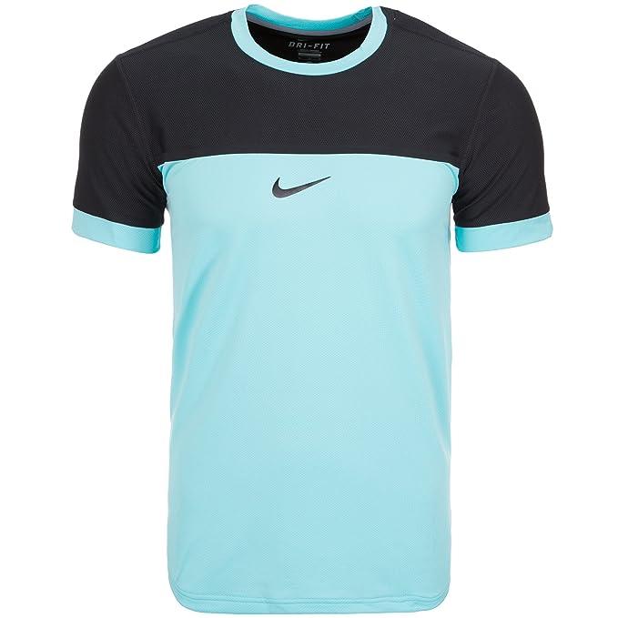 new style fb899 a2582 Nike Challenger Premier Rafa Crew - CopaBlack Challenger Premier Rafa Crew  - CopaBlac Amazon.ca Clothing  Accessories