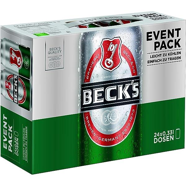 Becks bier angebot