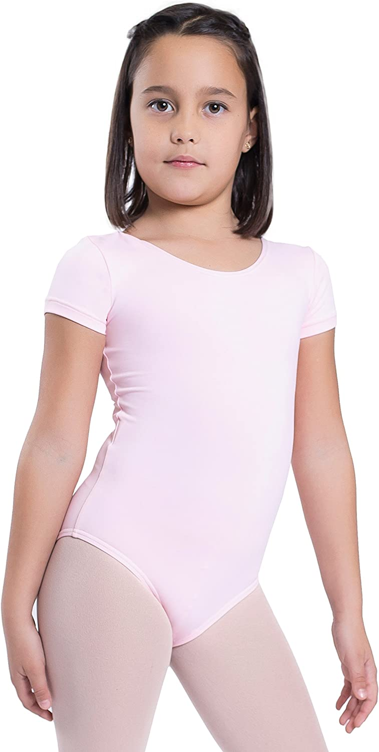 Happy Dance 1004_Youth Maillot de Ballet, Niñas: Amazon.es ...