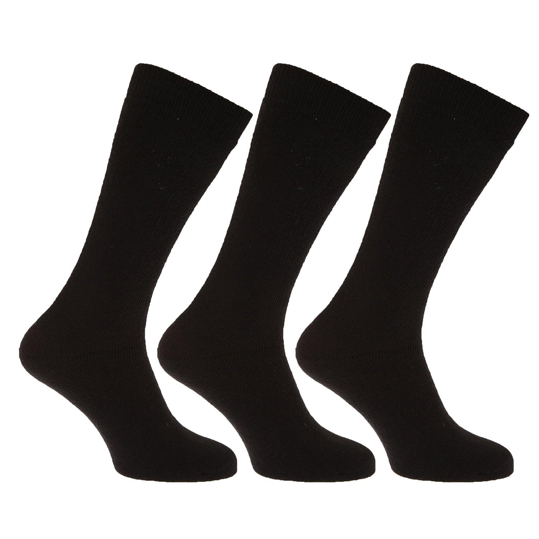 Warme Herren Thermo-Socken, extra lange Winter Socken (3 Paar)