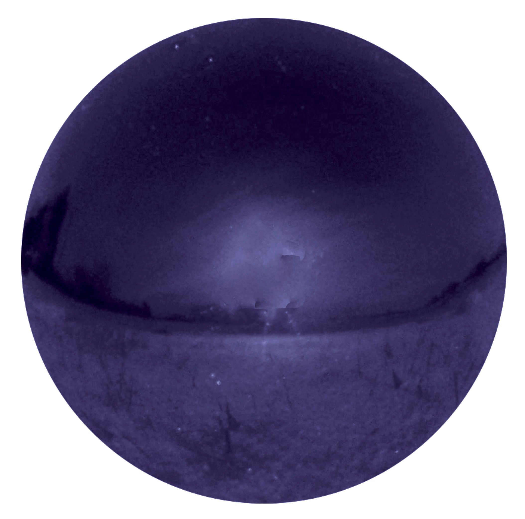 Very Cool Stuff PRP04 Gazing Globe Mirror Ball, Purple, 4-Inch by Very Cool Stuff