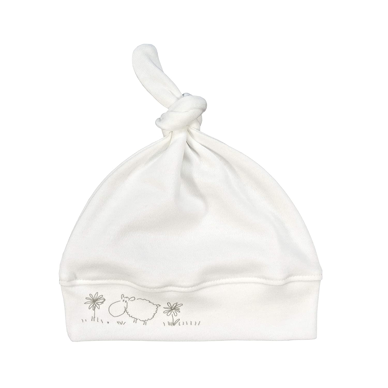 CuteOn 3 Pack Baby Beanie Knoten Hut Neugeboren Jungen M/ädchen Baumwolle Einstellbar Kappe zum Baby 3-9 Monate 14-Hase