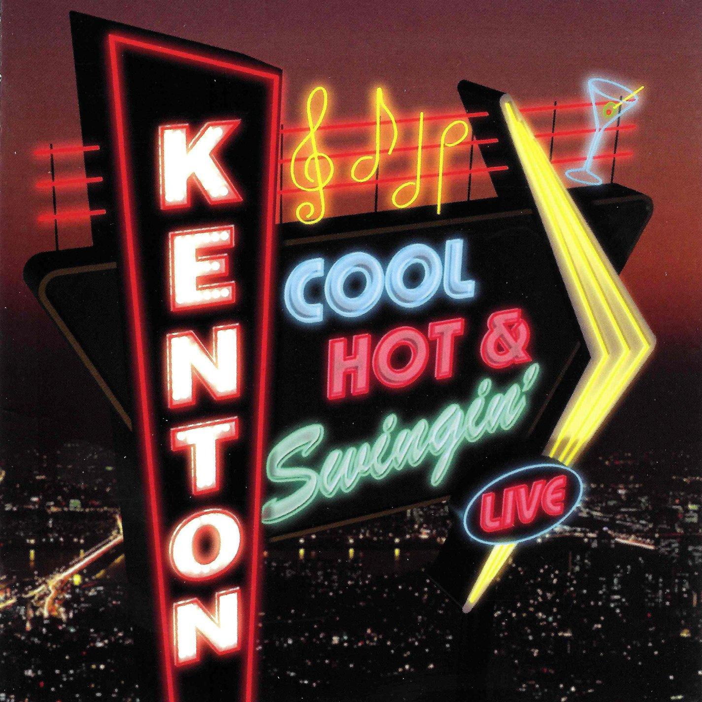 Cool, Hot & Swingin' by deep blue