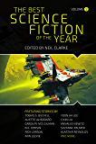 The Best Science Fiction of the Year Volume 5: Volume Five