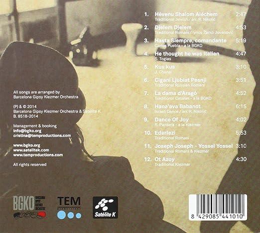 Barcelona Gipsy Klezmer O Imbarca Amazon Com Music