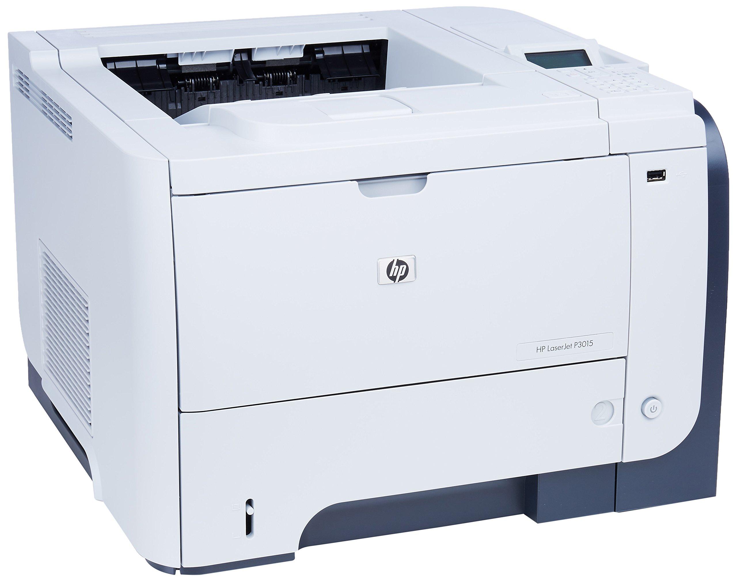 HP Laserjet P3015dn Printer, (CE528A)