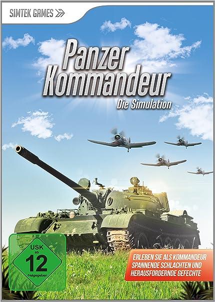 SimTek Panzer Kommandeur (NEU) (PC)