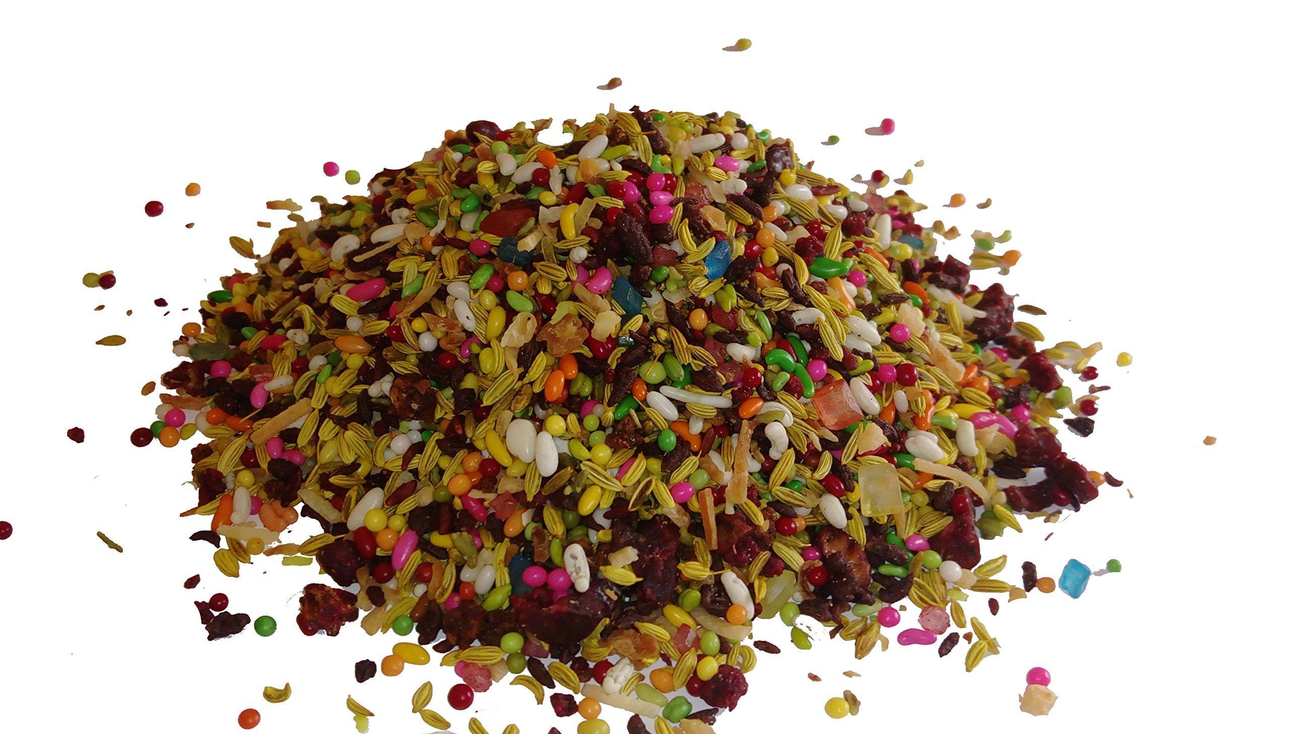 Leeve Dry Fruits Mouth Freshener - Shahi Mukhwas, 800Gms
