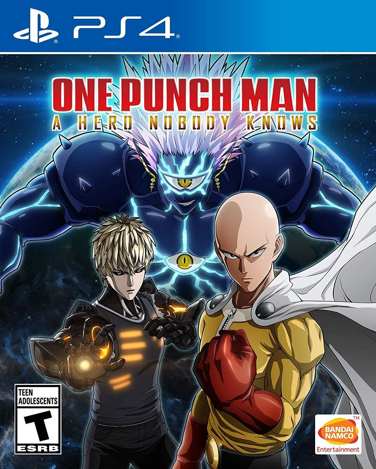 Amazon.com: One Punch Man: A Hero Nobody Knows Deluxe - PC [Online Game  Code]: Video Games