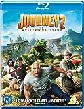 Journey 2: The Mysterious Island [Blu-ray] [2012] [Region Free]