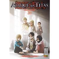 Ataque dos Titãs - Volume 24