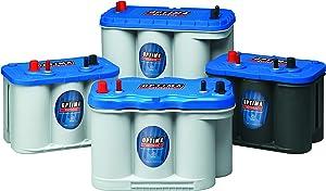 Optima OPT8016-103 Batteries