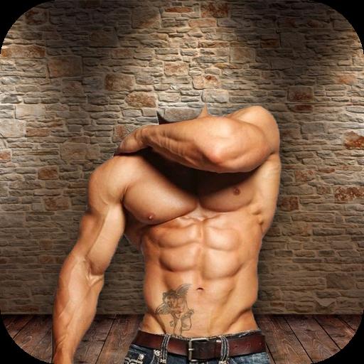 Body Builder Man Photo Maker -